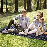Ultralight Inflatable Camping Sleeping Pad - Mat