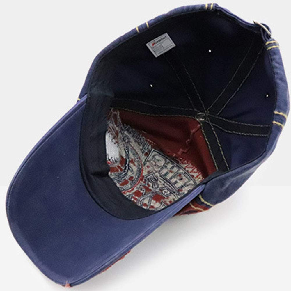 Huichao Gorras de béisbol clásicas para Hombres y Mujeres para ...