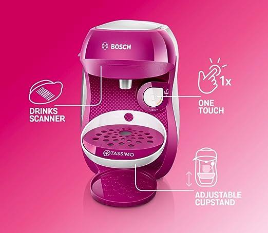 Bosch TAS1002GB Happy Coffee Machine Ión de litio 2200mAh 14.8V ...