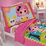 Lalaloopsy Toddler Bedding Set Sew Cute Comforter Sheets
