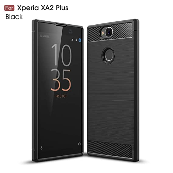 low priced 6a012 f948a Amazon.com: Compatible Case for Sony Xperia XA2 Plus, Customized ...