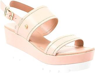 Amazon.com: VELEZ Women Genuine Colombian Leather Platform Sandals | Sandalias de Cuero: Clothing