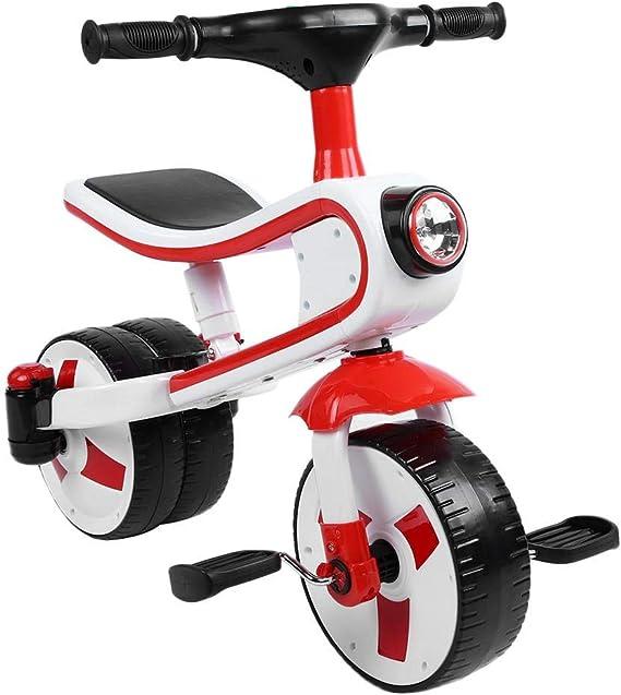 Tihebeyan Triciclo para niños para niños de 2 a 6 años Bicicleta ...