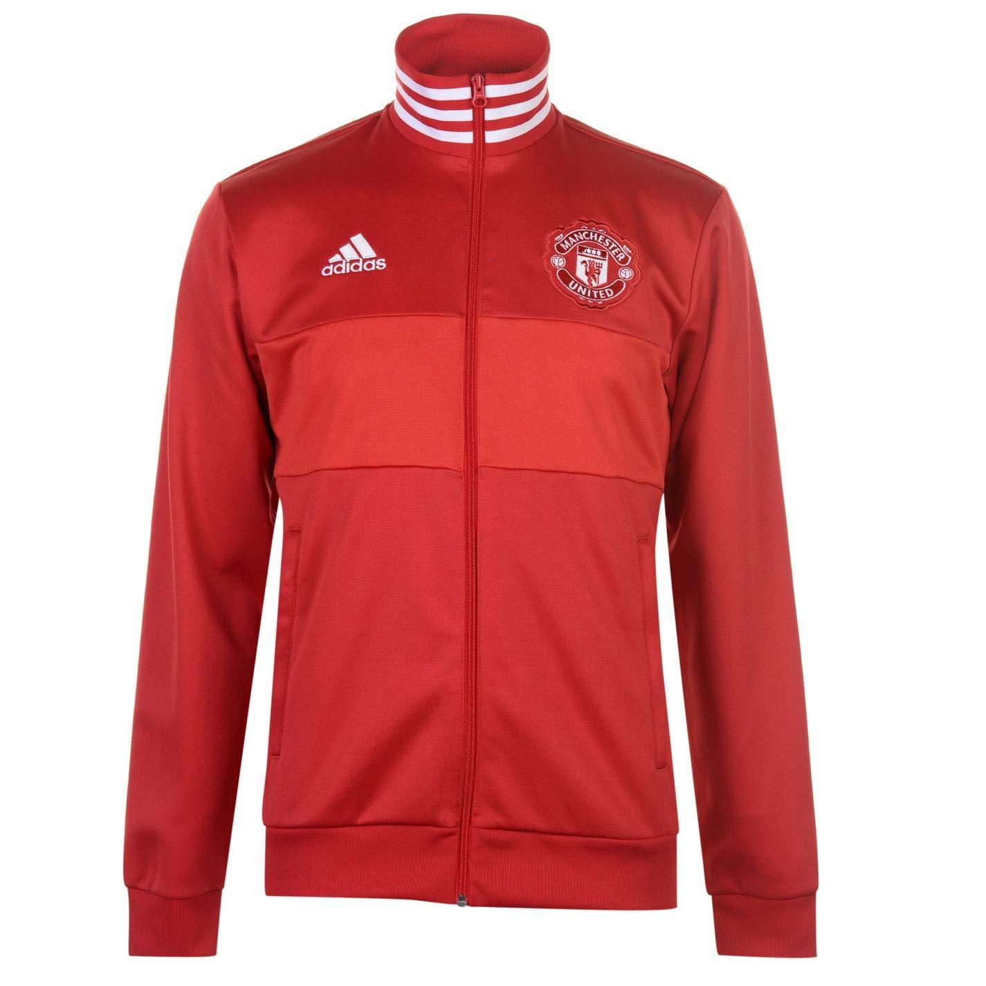Adidas Track Herren Manchester United Jacke