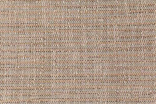 Fabric Patio Sling (Phifer Burmese Woven Vinyl Mesh Sling Chair Outdoor Fabric in Sea Mist)