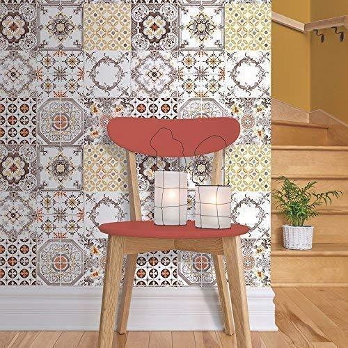 Retro Kitchen Wallpaper Amazon Co Uk
