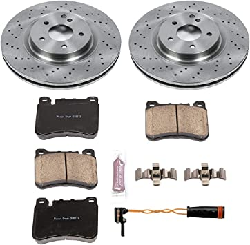 Daily Driver OE Brake Kit Front KOE5865 Autospecialty