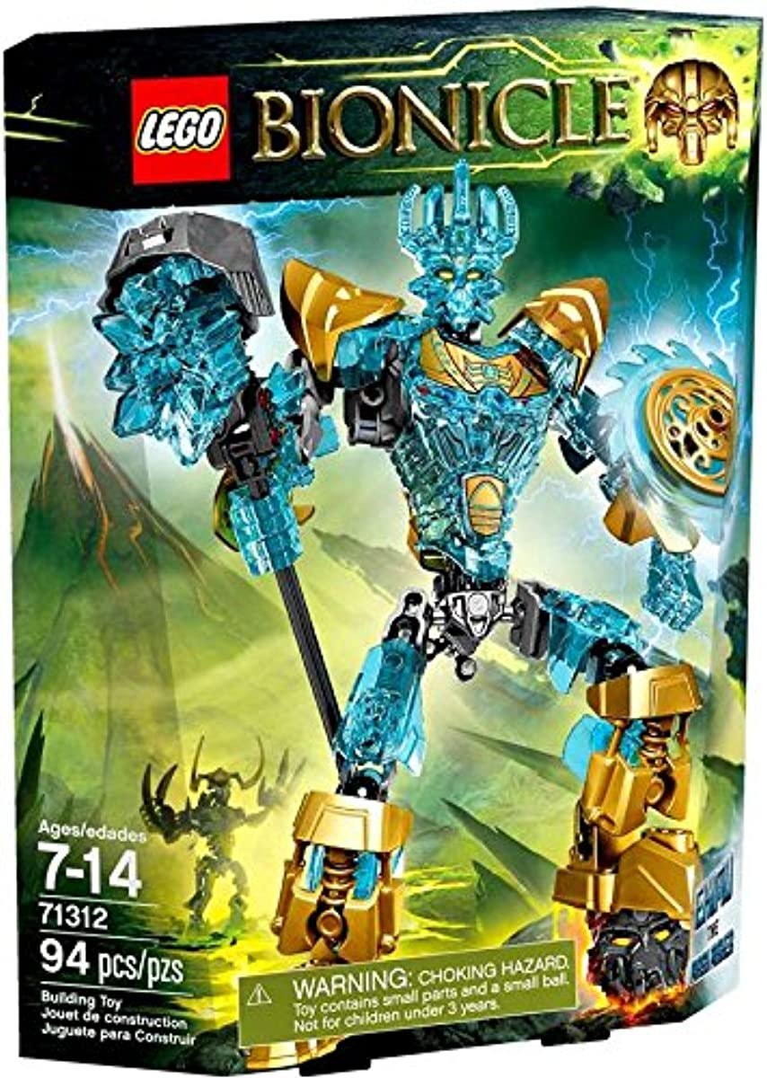 [레고 바이오니클] LEGO Bionicle Ekimu The Mask Maker (71312)