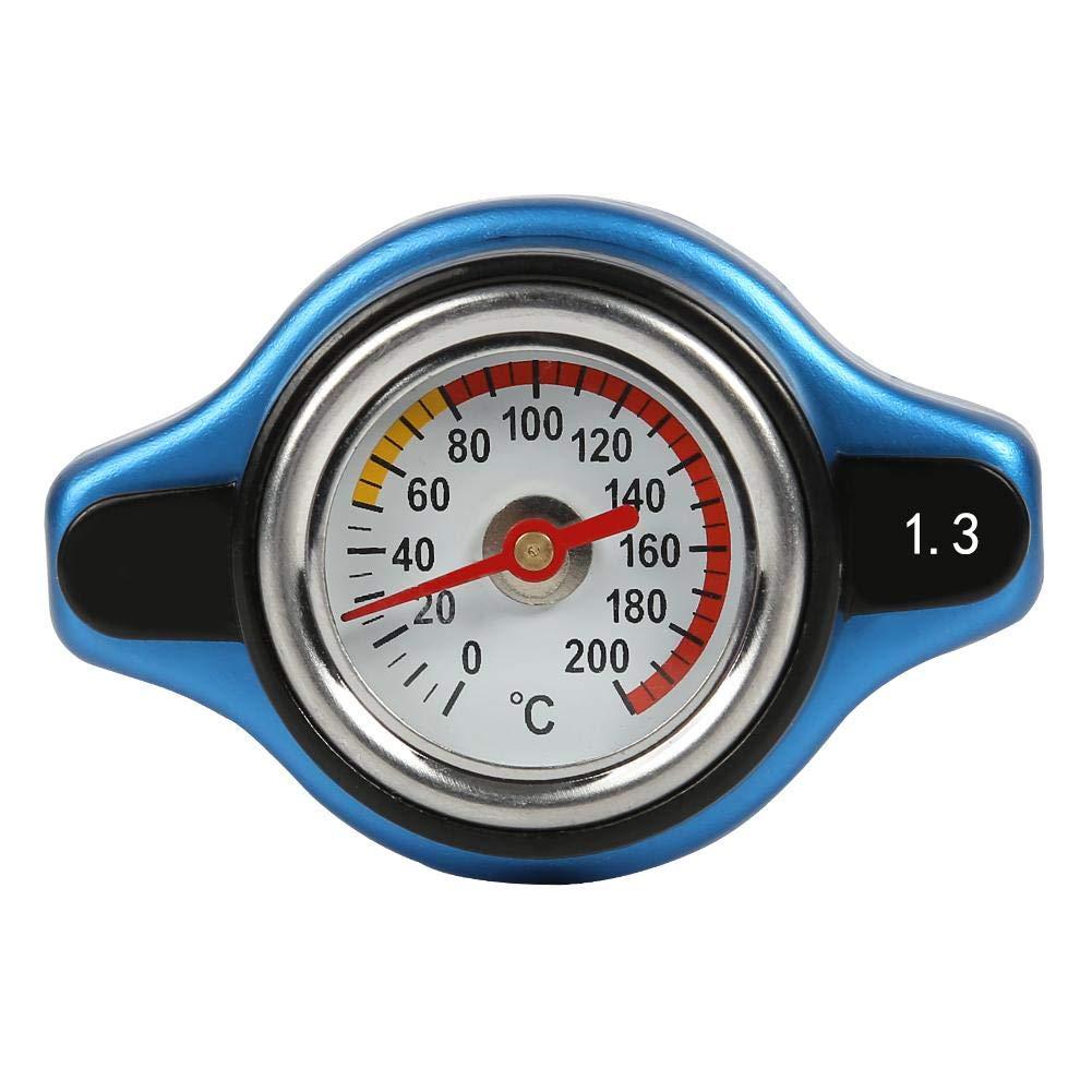 Broadroot Temperaturanzeige mit gro/ßem Kopf mit Deckel des Heizk/örpers Thermo 1.1