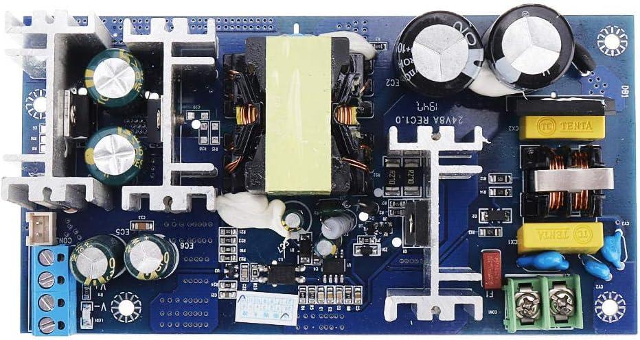 Módulo electrónico Módulo de fuente de alimentación de voltaje constante AC-DC Módulo conversor de alimentación AC a DC 24V 10A Equipo electrónico de alta precisión