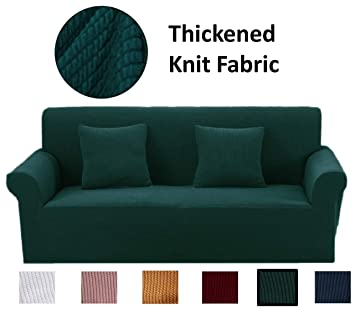 Awesome Argstar Thickened Premium Sofa Cover Thick Sofa Slipcover Slipcover Couch Cover Sofa Covers For 3 Cushion Couch Machine Washable Furniture Bralicious Painted Fabric Chair Ideas Braliciousco