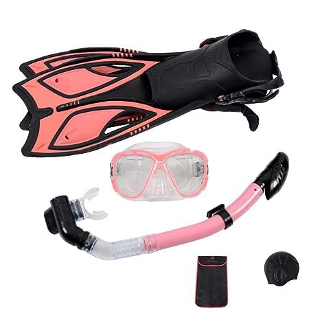 autorizzazione miglior sito acquista lusso LHXHL Set per Snorkeling Montatura Set di Protezione ...