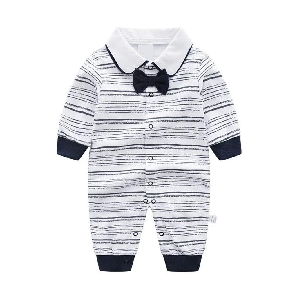 Reci/én nacido Pelele Beb/é Ni/ño Pijama de Algod/ón Mameluco Tuta Trajes 0-3 Meses