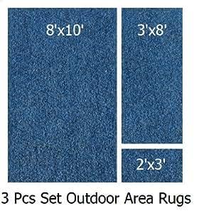 Amazon.com: Indoor-outdoor Pacific , 3 Piece Set, Patio ... - photo#28