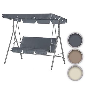 columpio de jardn balancn mecedora hamaca terraza techo toldo balcn hollywood parasol beis