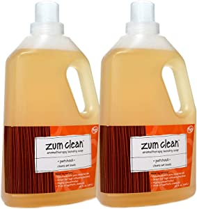 Indigo Wild Zum Clean Laundry Soap - Patchouli, 64 Fl. Oz. - 2 Pack