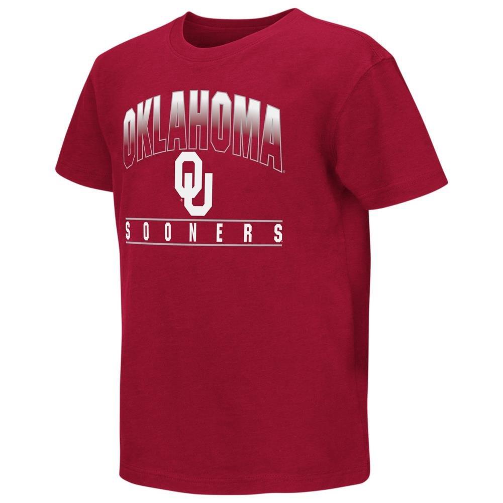 割引 University of (16-18) Oklahoma Sooners University Youth Golden Boy半袖Tee of YTH (16-18) B06VW95VP7, おかやまけん:3d2907a8 --- a0267596.xsph.ru