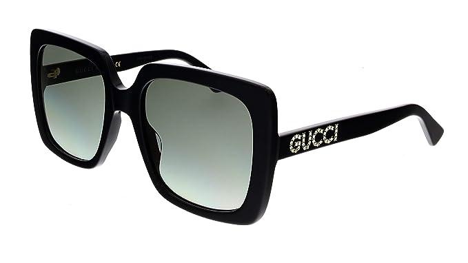 Gucci GG0418S Square Womens Sunglasses, 54mm