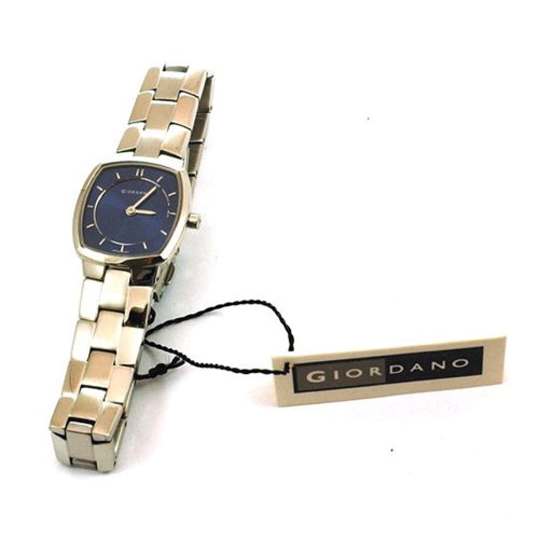 Giordano 2097-3 Ladies Blue Dial Bracelet Strap Watch Armband- & Taschenuhren Armbanduhren