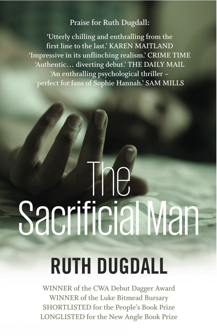 The Sacrificial Man: Shocking. Page-Turning. Intelligent. Psychological Thriller Series with Cate Austin pdf