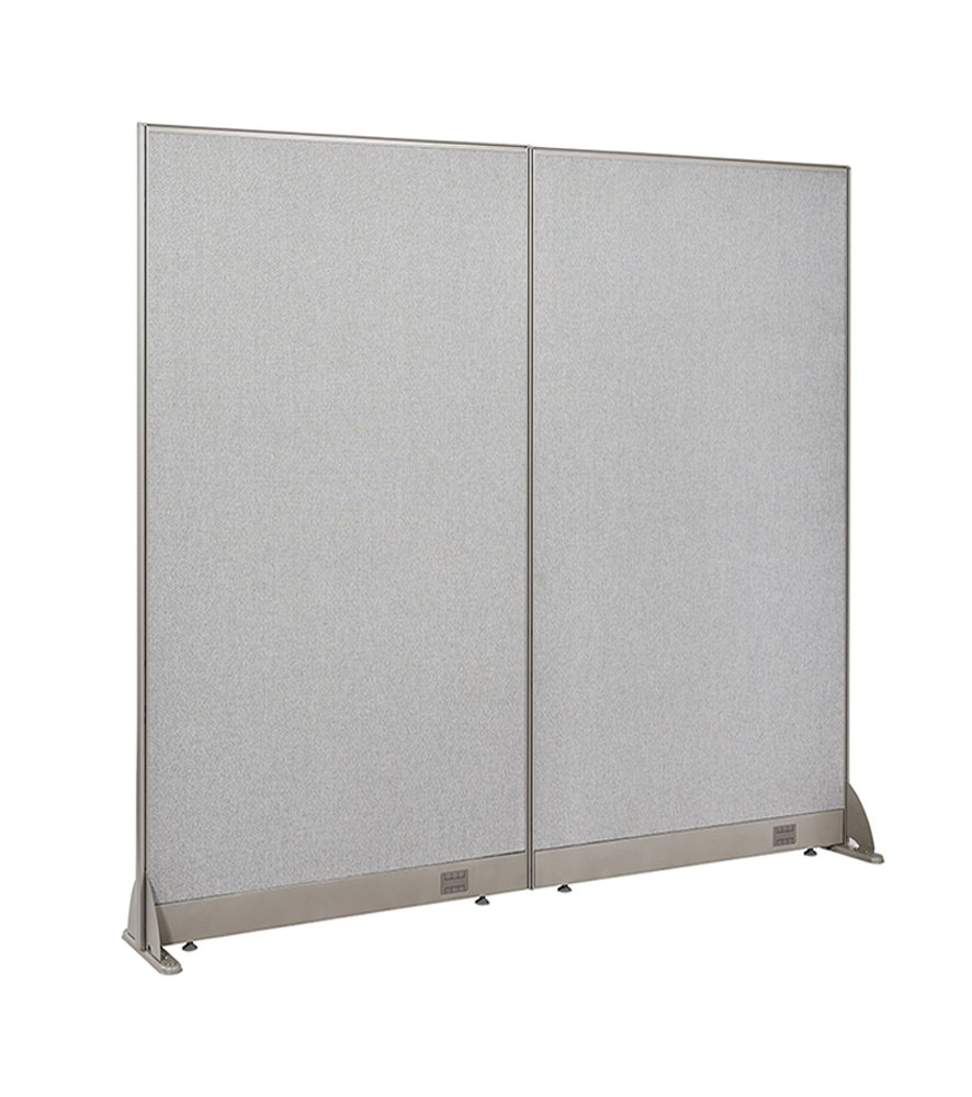 GOF Office Freestanding Partition 60W x 72H / Office Divider