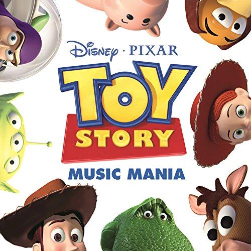 Toy Story Music Mania (Italian...