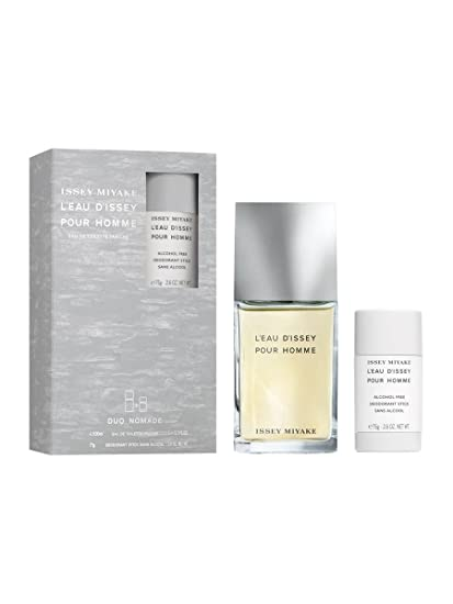 Amazon.com : Issey Miyake for Men, 2 Piece Gift Set, Nuit Dissey : Beauty