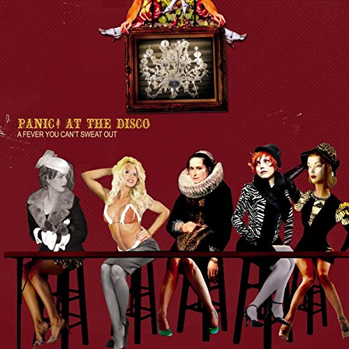 Vinilo : Panic! At the Disco - A Fever You Can\'t Sweat Out (LP Vinyl)