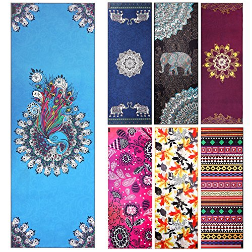 Which Are The Best Yoga Towel Corner Pockets Available In