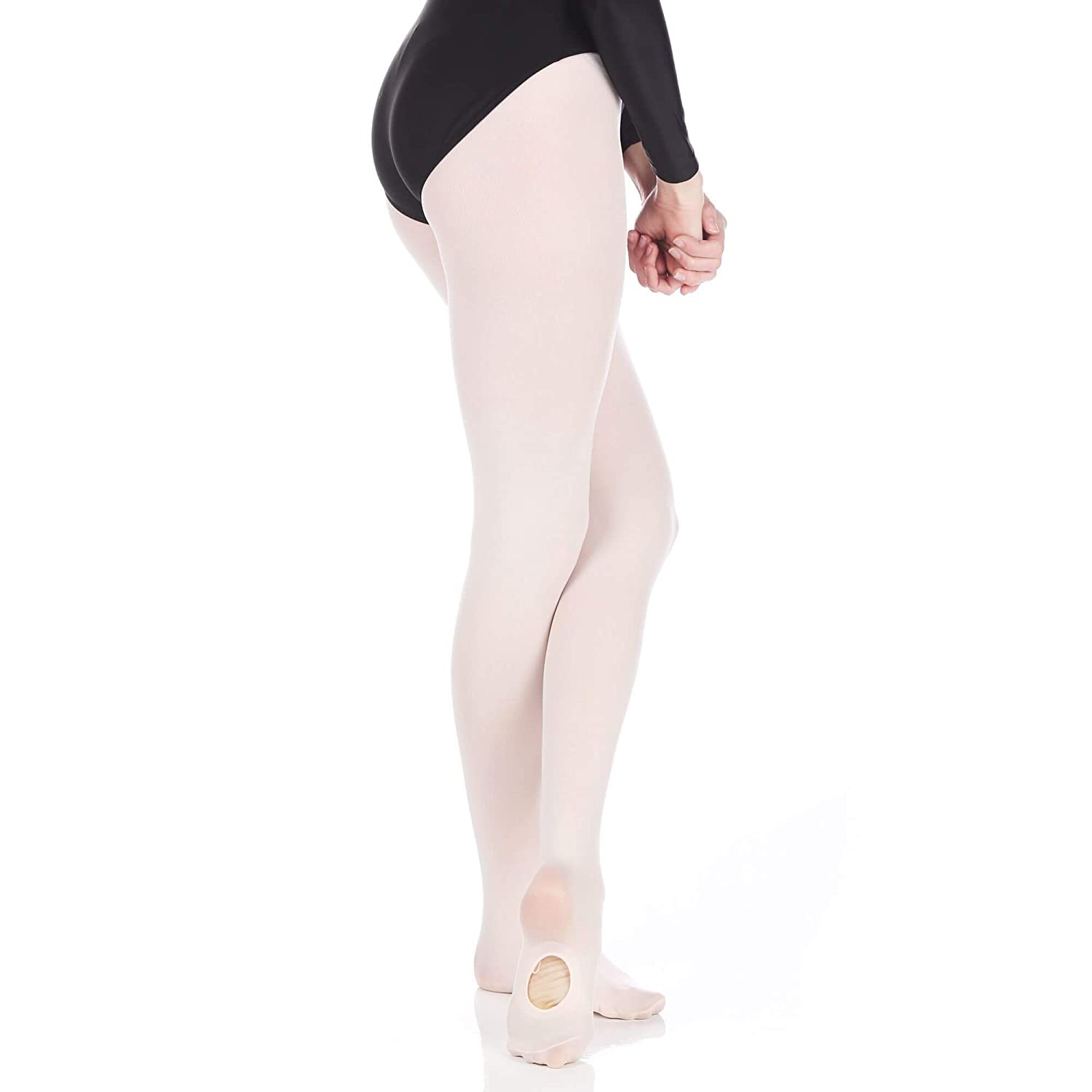 Danzcue Ultrasoft Stretch Convertible Tights