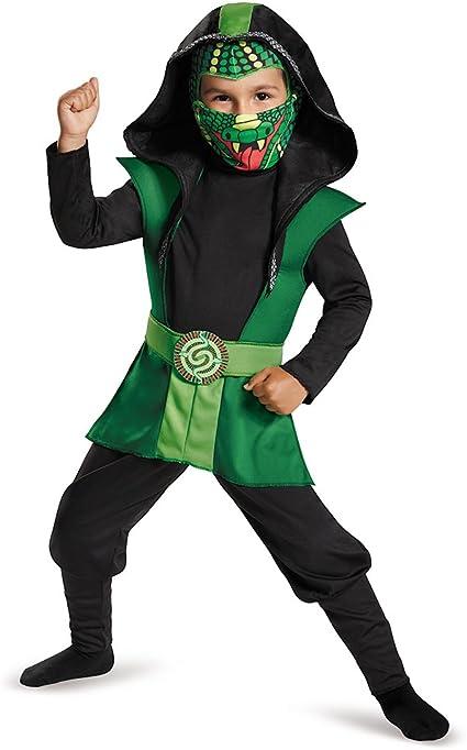 Amazon.com: bebé Combate Cobra Ninja – Disfraz para ...