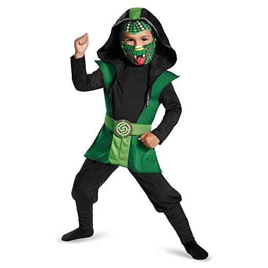 Combat Cobra Ninja Toddler Costume Small (2T)  sc 1 st  Amazon.com & Amazon.com: Toddler Combat Cobra Ninja Halloween Costume: Toys u0026 Games