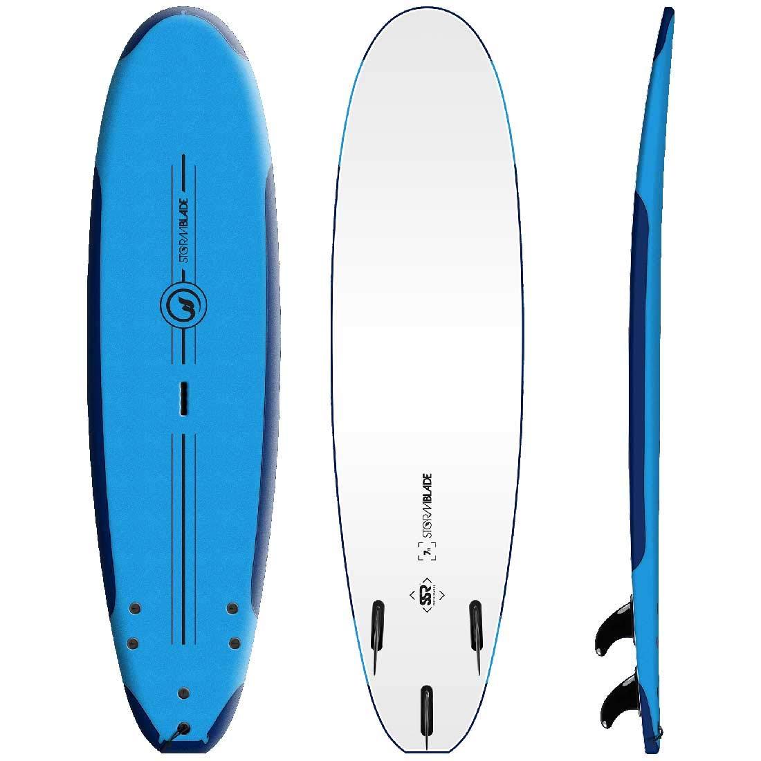 サーフボード ソフトボード STORM BLADE 7ft PERFORMANCE SSR SURFBOARDS