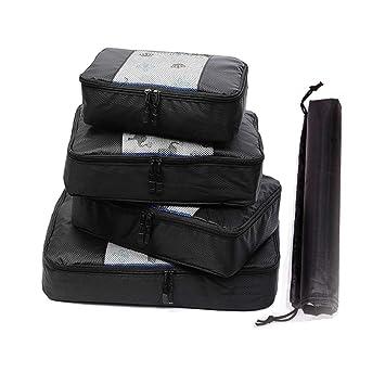 Amazon.com: Fewear - Juego de 4 cubos de embalaje ...