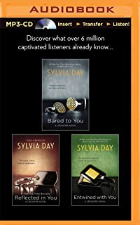 Captivated by you crossfire sylvia day jill redfield jeremy sylvia day crossfire series boxed set bared to you reflected in you and fandeluxe Image collections