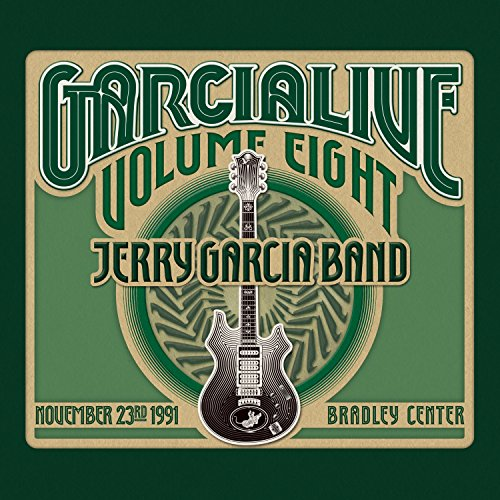 GarciaLive Volume Eight: Novem...