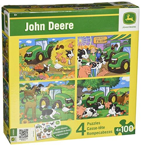 Big Tractor Puzzle - 3