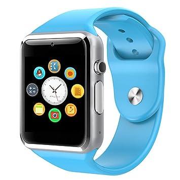 2016 nuevo A1 Bluetooth Smart Watch Wristphone relojes para ...