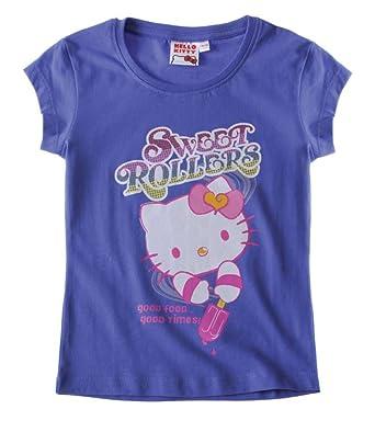 Hello Kitty T-Shirt für Mädchen Größe 116 oder 140 NEU