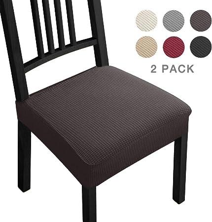 Fundas para sillas Pack de 2 Fundas sillas Comedor Fundas ...