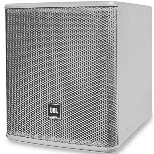 JBL AC115S-WH, 15 Inch High PowerSubwoofer System White