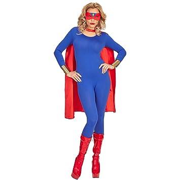 net toys superhelden kostum umhang mit maske superheld cape mit augenmaske superman outfit verkleidung
