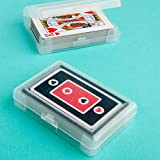 Perfectly Plain Collection Playing Card Favors , 80