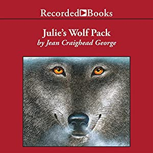 Julie's Wolf Pack Audiobook