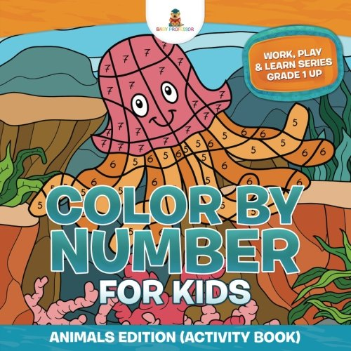 usborne coloring by number - 4