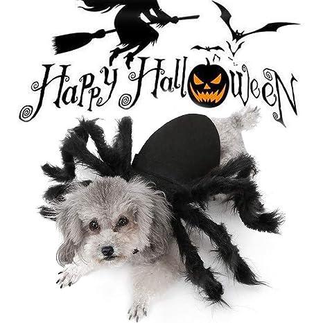 Keepwin Ropa para Mascotas Holloween Navidad Disfraz de ...