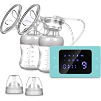 Mosfiata Electric Breast Pump with 8 Modes