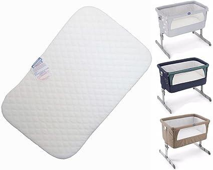 NEXT to me Chicco Deluxe Matelas Berceau Compatible Co-sleeper Chevet Berceau Next2me 83/x 50/x 5/cm