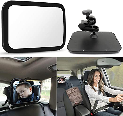 Adjustable Car Back Seat Mirror Baby Rear Ward Safety View for Child Infant HOT