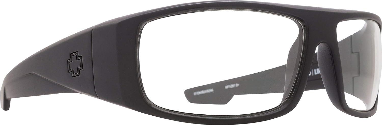 SPY Optic Logan Wrap Sunglasses | ANSI RX